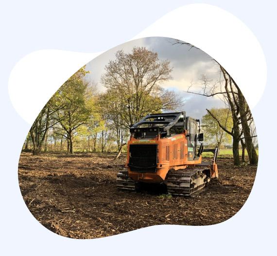 débrousaillage machine dunkerque bois environnement services espace vert jardin